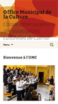 Mobile Preview of office-municipal-culture-colmar.fr